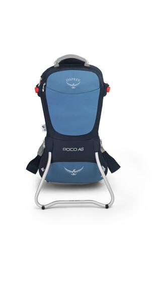 Osprey Poco AG Bæresele blå